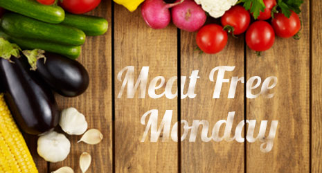 Meat Free Monday – Join the Revolution!